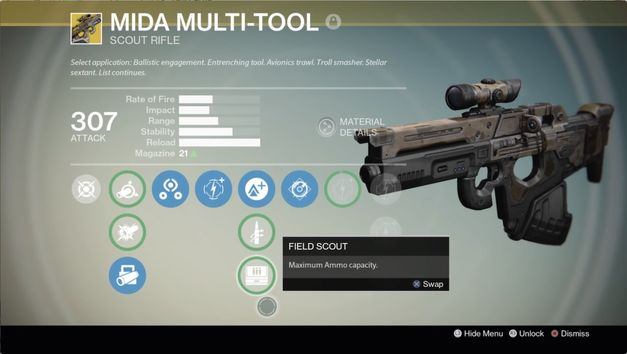 Destiny 2 Mida Multi-Tool: how to complete the quests needed