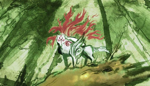 Okami HD has been confirmed by Capcom, and it'll support 4K