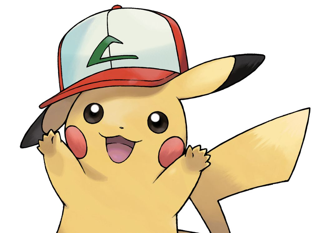 Pokemon Sun And Moon Players Can Now Grab Pikachu Wearing Ash S