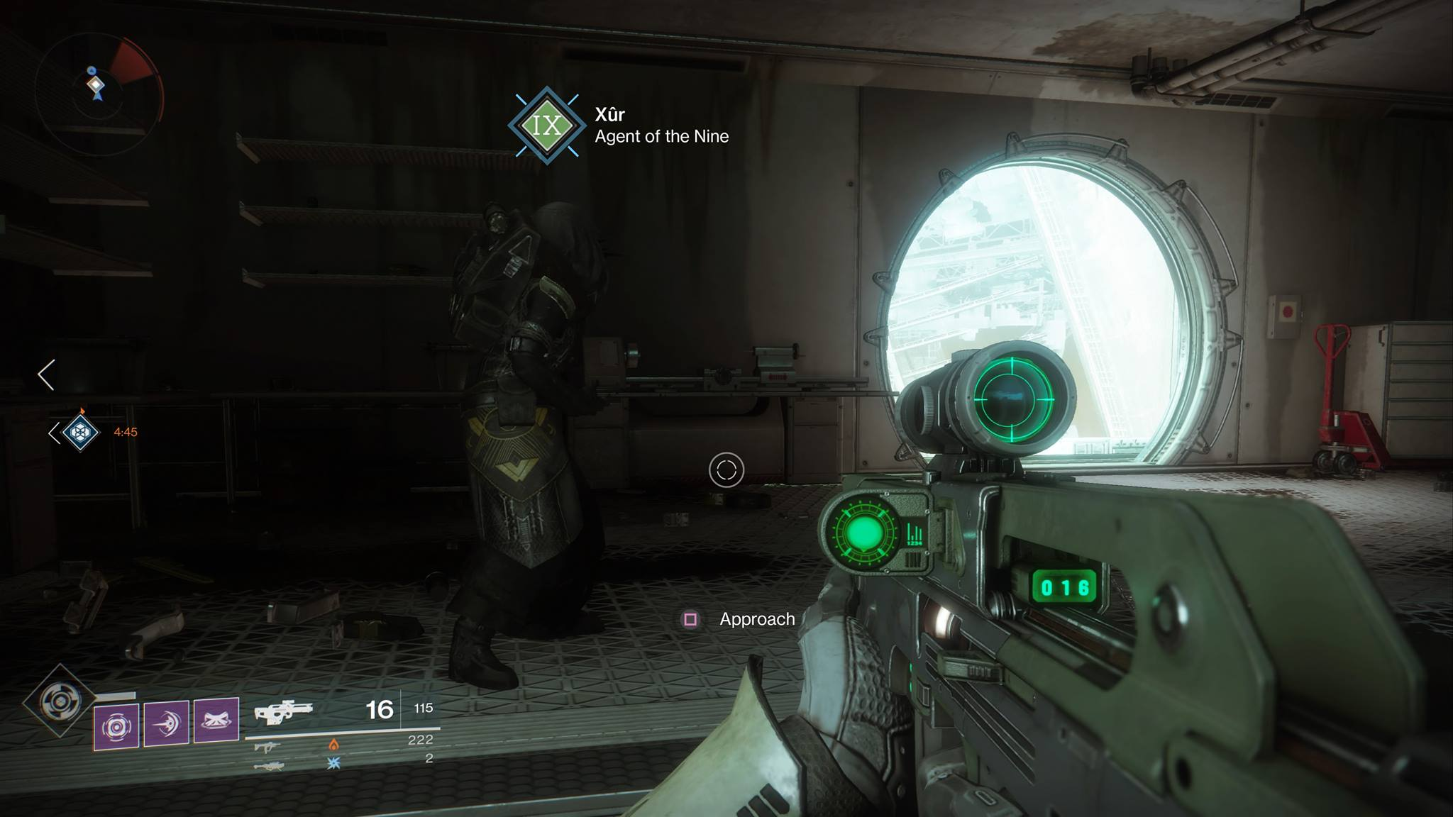 Destiny 2: Xur Location And Inventory For October 20-24