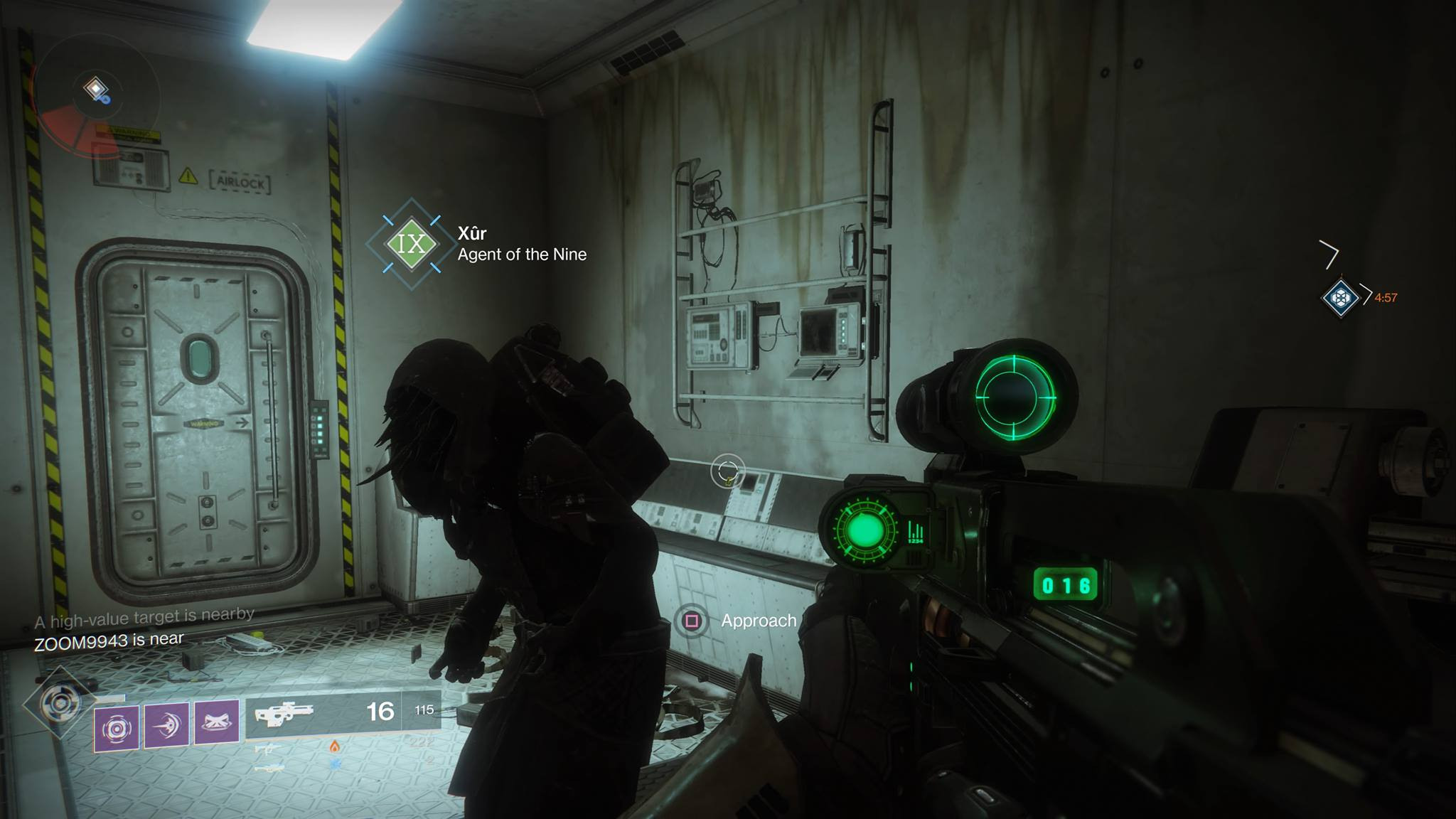 Destiny 2 Xur Items and Location for November 17