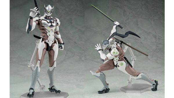 Genji Figma Figurine Collectable
