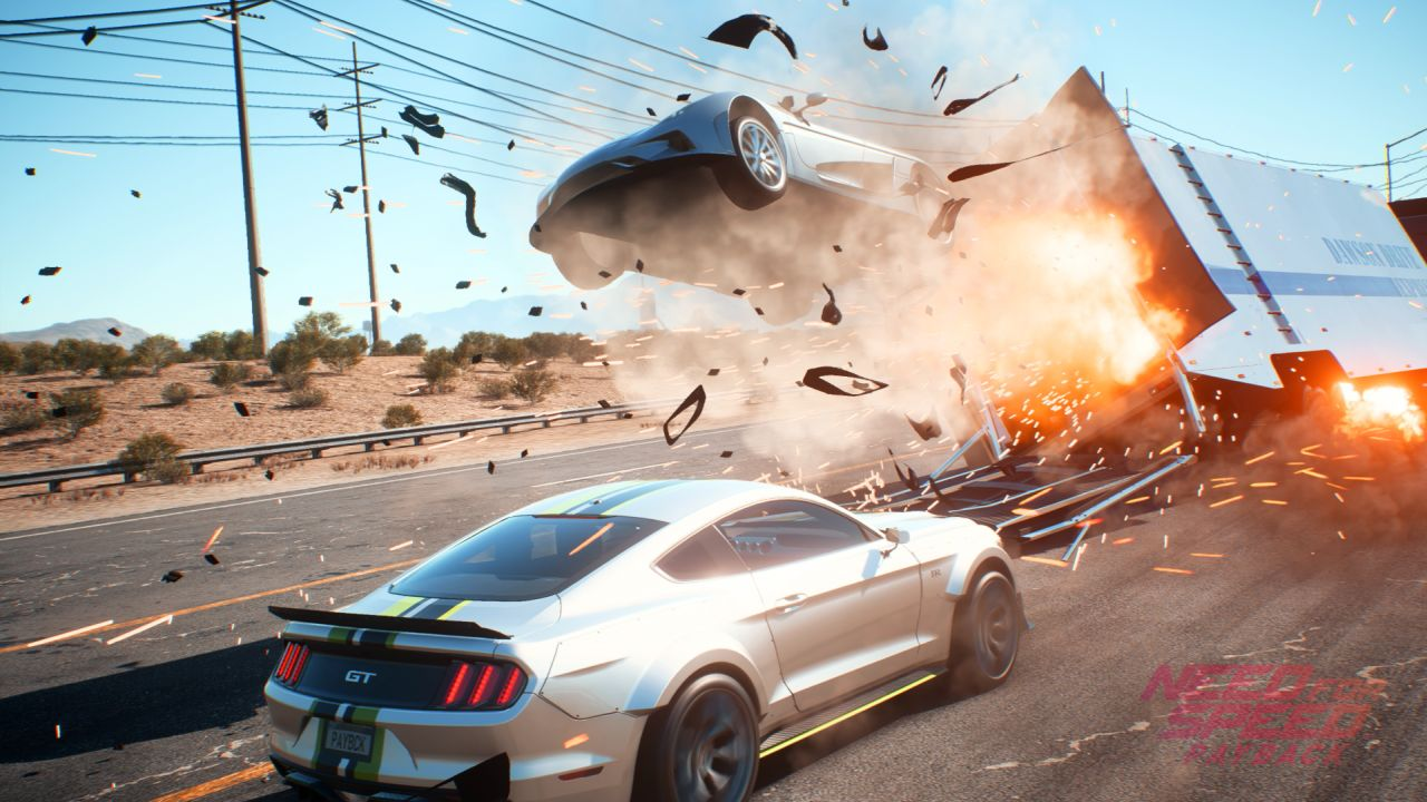 Need For Speed Payback Has A Day One Patch Here Are The Details