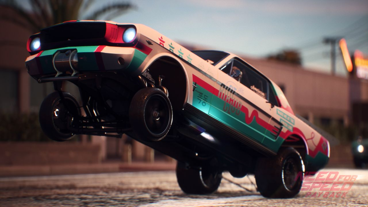 Need For Speed Payback Xbox One File Size Revealed Vg247