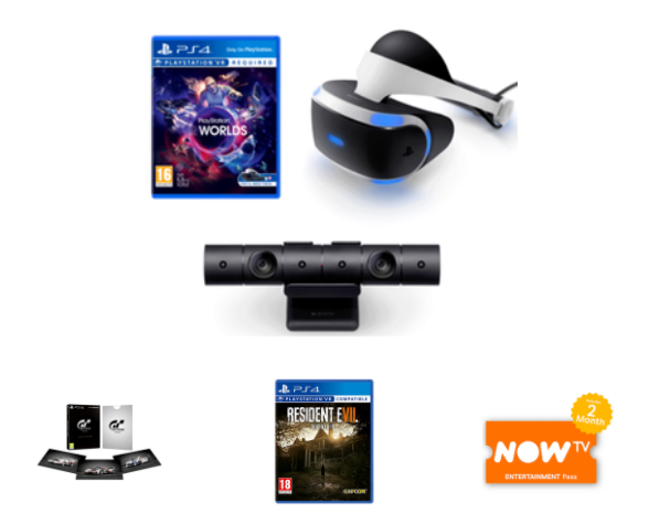 PSVR Bundle