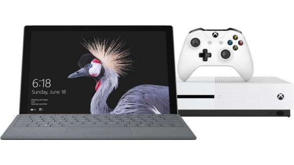 Get An Xbox One S Free When You Buy A Surface Pro