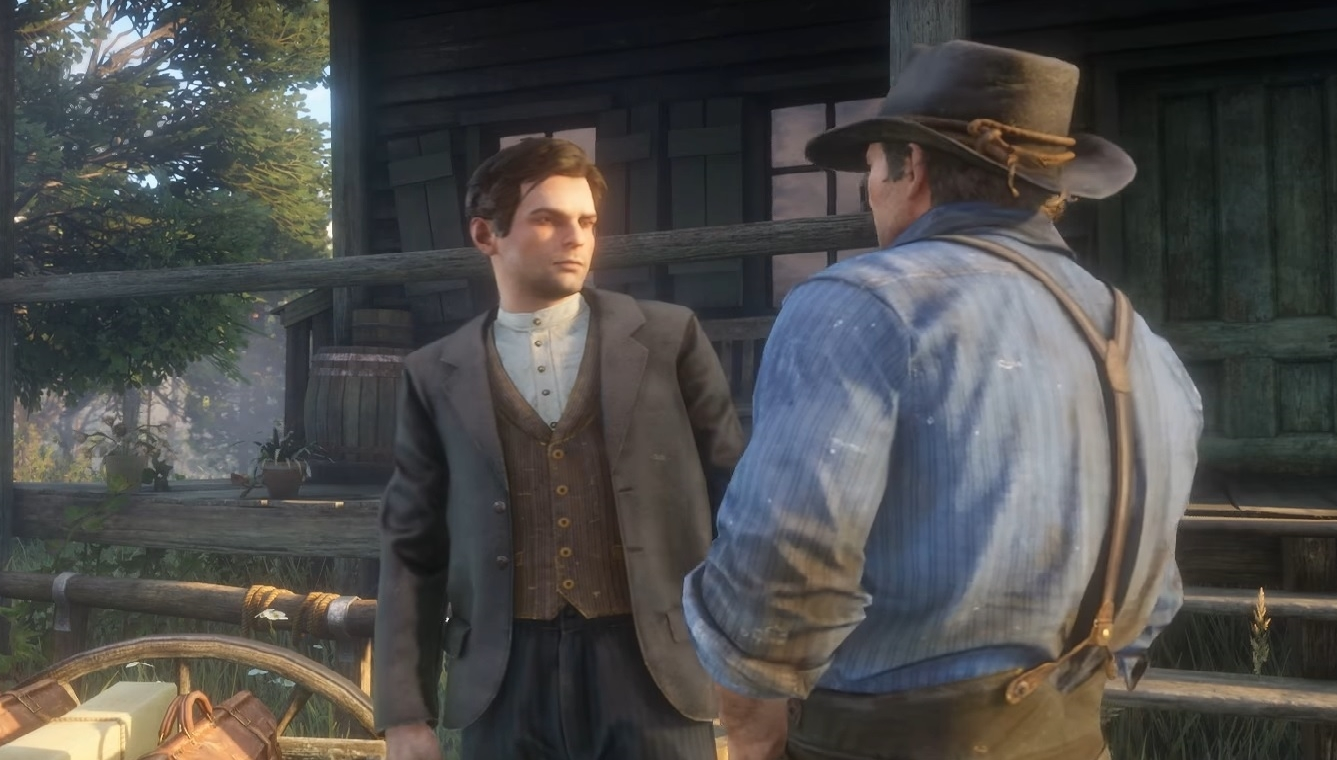 First Red Dead Redemption 2 gameplay trailer showed significant upgrades to RAGE engine – report