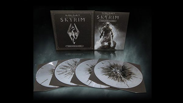Skyrim Vinyl Soundtrack