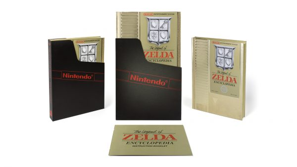 Zelda Encyclopedia Deluxe Edition