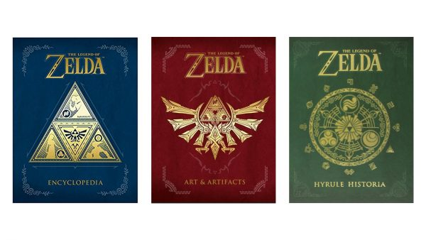 Zelda Hardcover Books Collectors