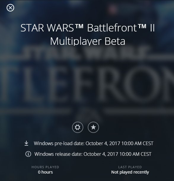 Star Wars Battlefront 2 Beta: Here's the Level Cap