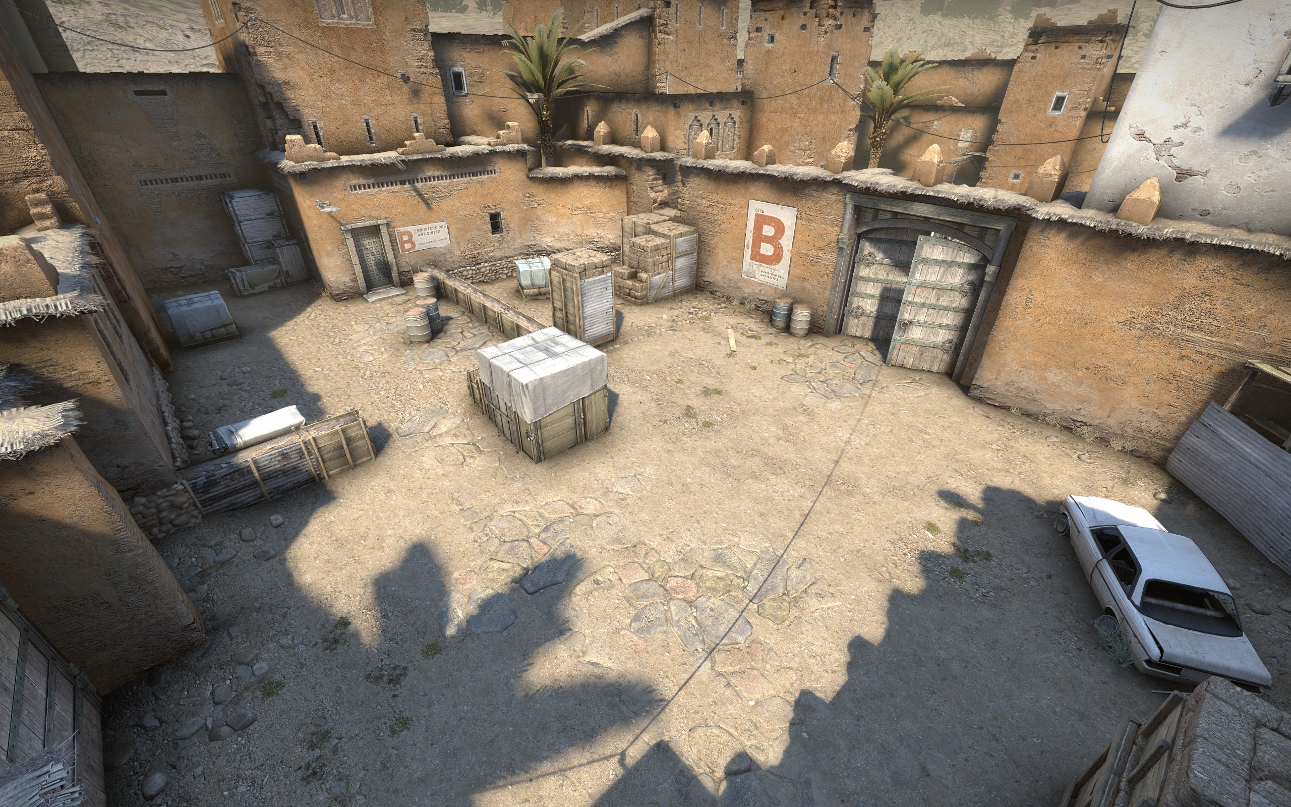 counter-strike go dust2