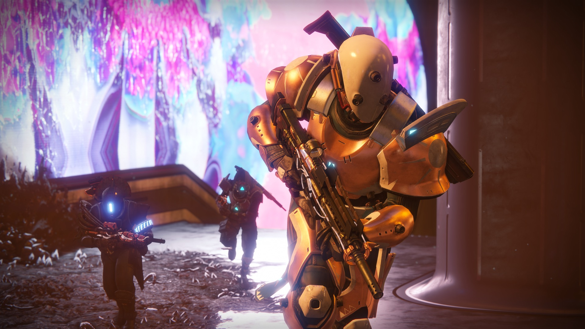 Bungie turns off Destiny 2's hidden XP cooldown system