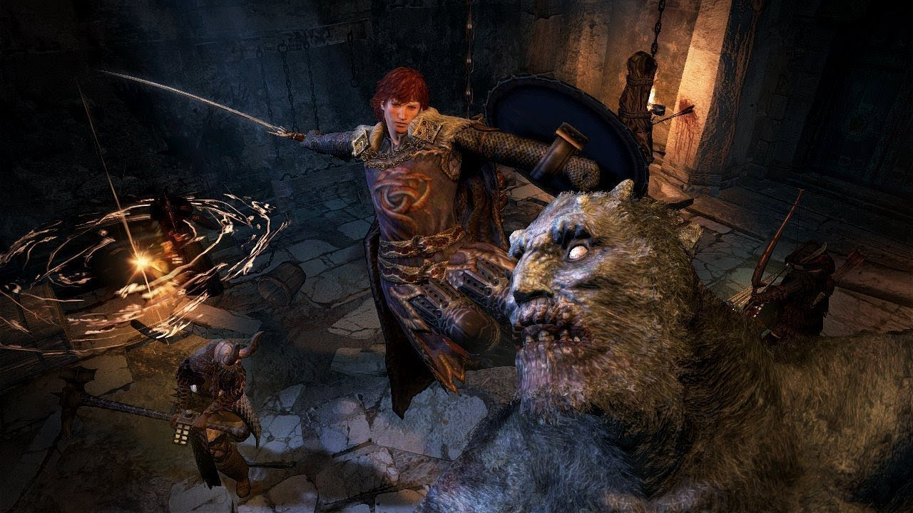 Now Dragon's Dogma is available for everything there's no excuse for not giving it a try - VG247