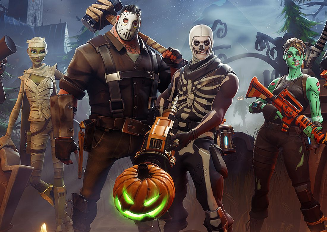 Fortnite Halloween Event And Major Battle Royale Upgrade Are Live