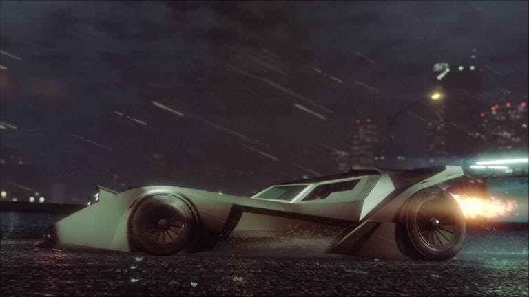 Batmobile Vigilante auto to follow release of Transform Races update