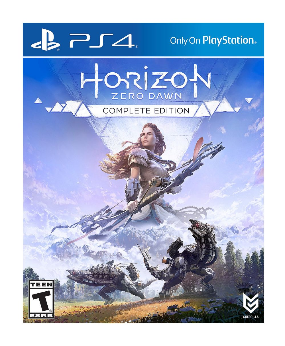 Horizon Zero Dawn: Complete Edition out in December, includes The Frozen Wilds expansion