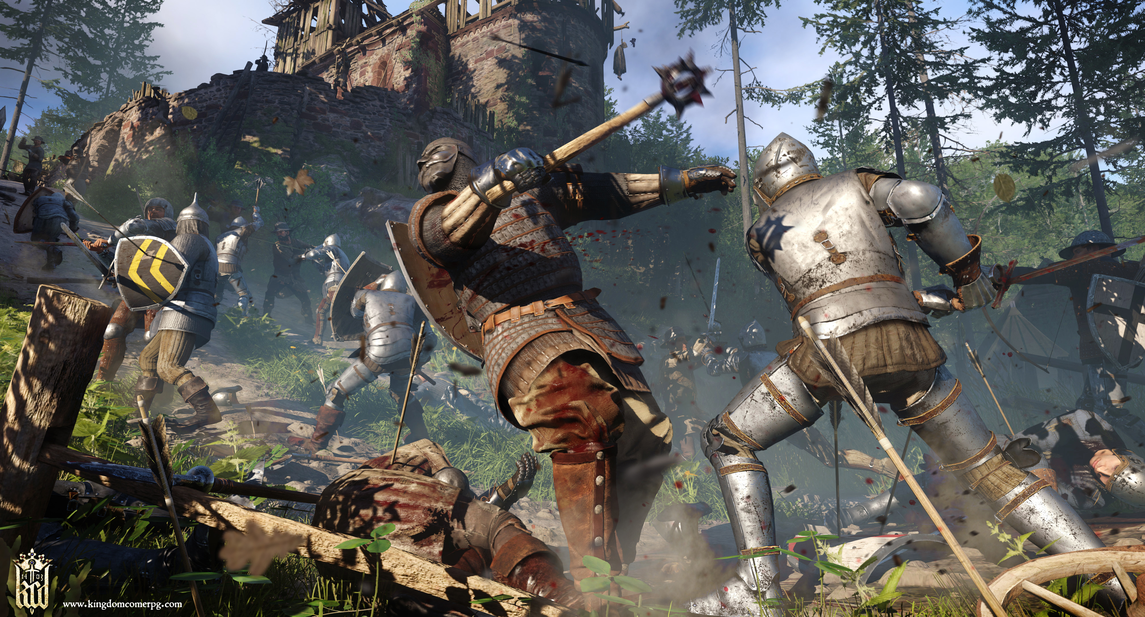 Kingdom Come Deliverance Mysterious Ways Quest Guide – Where Is Limpy Lubosh And How To Give The Father Godwin's Sermon