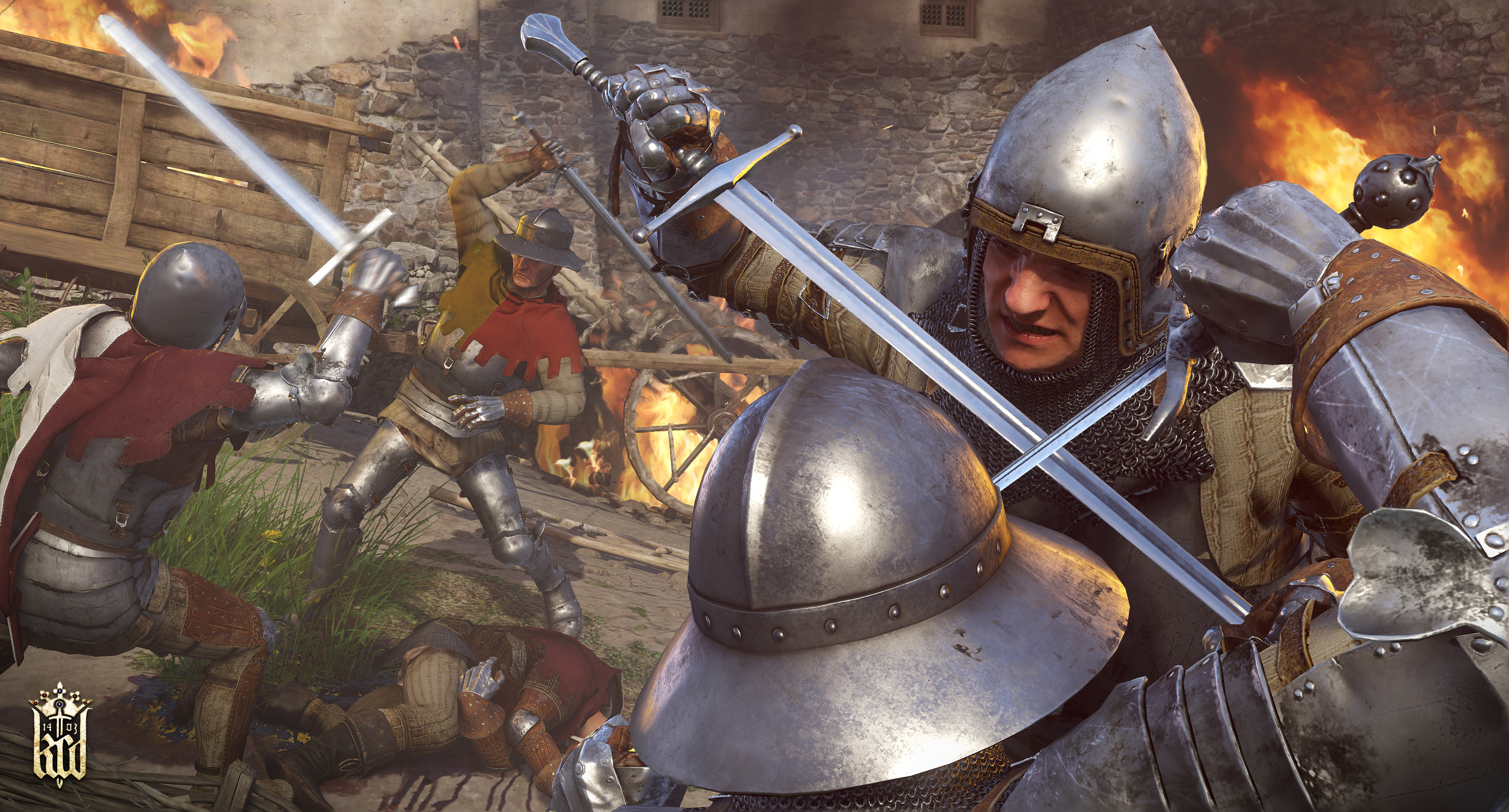 Here's why Kingdom Come: Deliverance has such a huge day one patch
