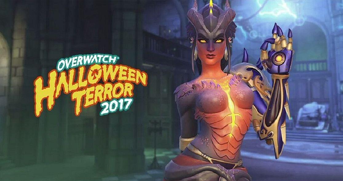 Overwatch Halloween Terror skins for Reaper, Mei, Zenyatta and ...
