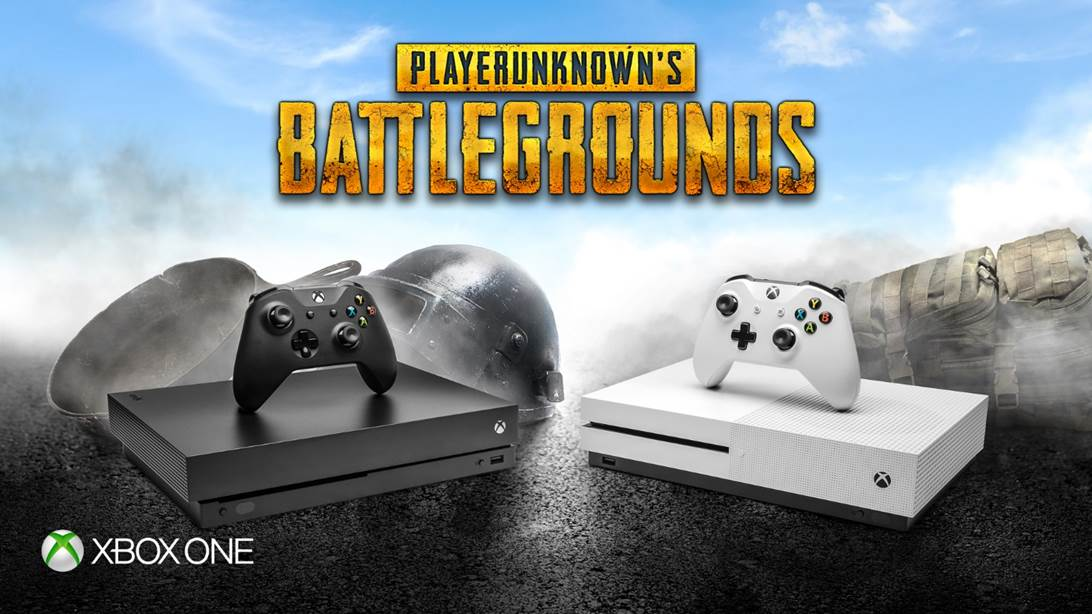 Playerunknown S Battlegrounds Now Has An Xbox One Release Date