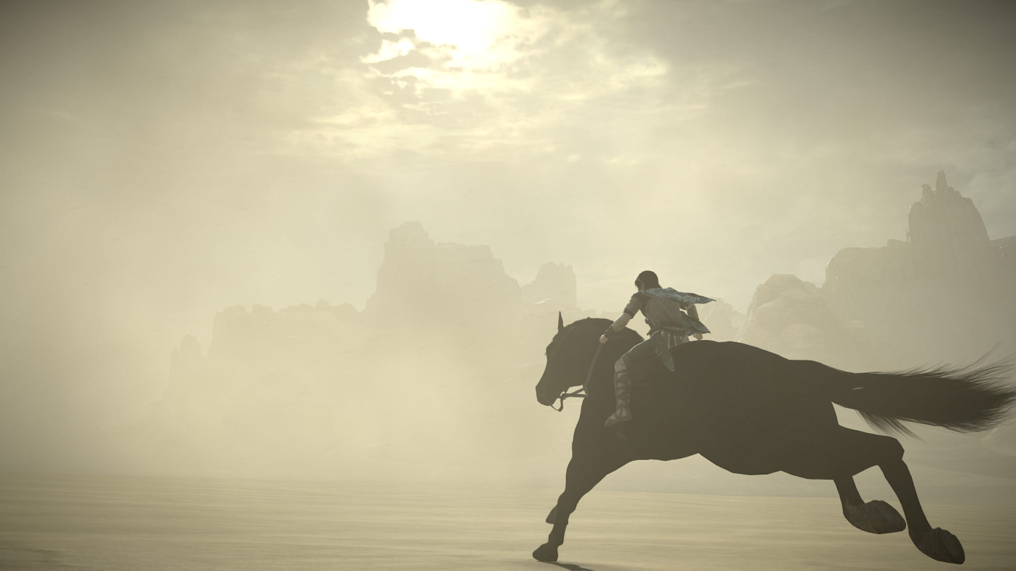 Sony releases new Shadow of the Colossus remake gameplay video