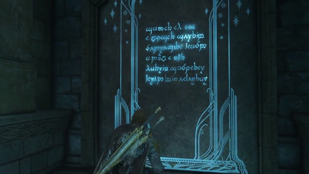 Middle Earth Shadow Of War Ithildin Poem Solutions How To Get The