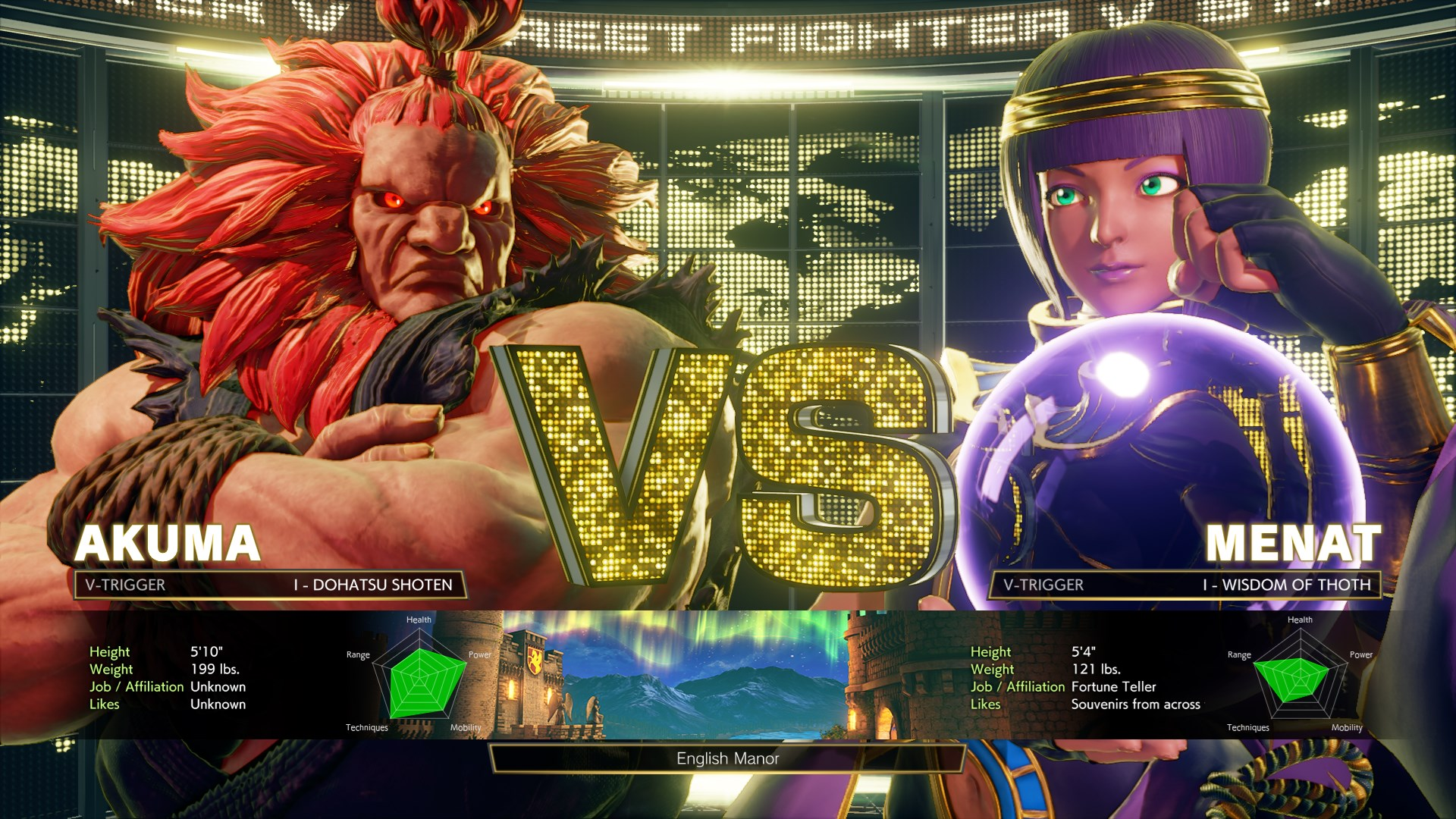 Image result for Street Fighter V arcade edition 1920x1080