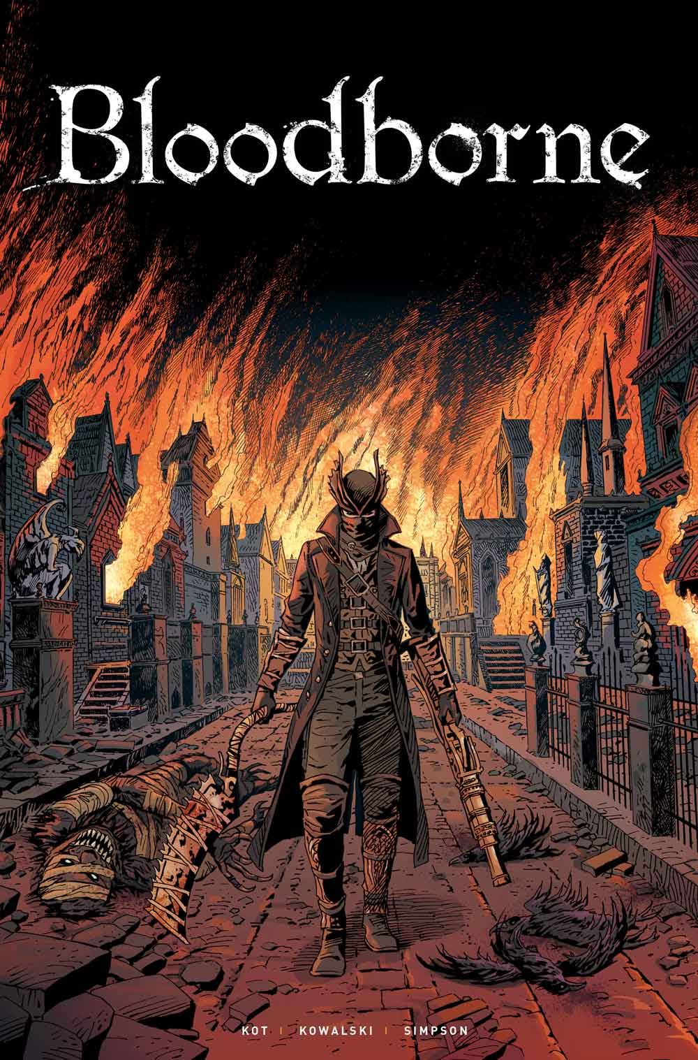 Bloodborne#1_Cover