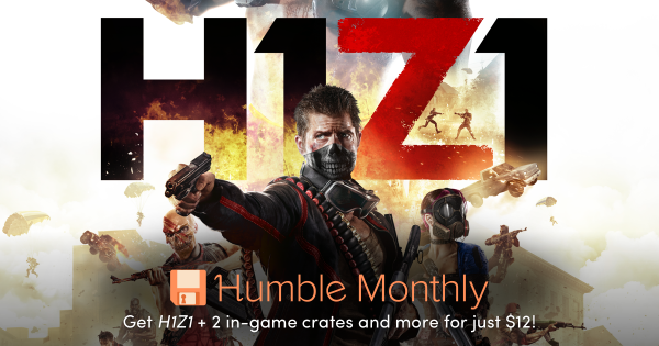 H1Z1 Humble Monthly November