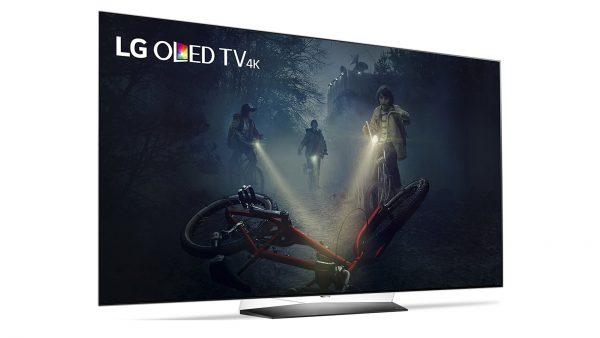 LG OLED55B 55 inch 4K television