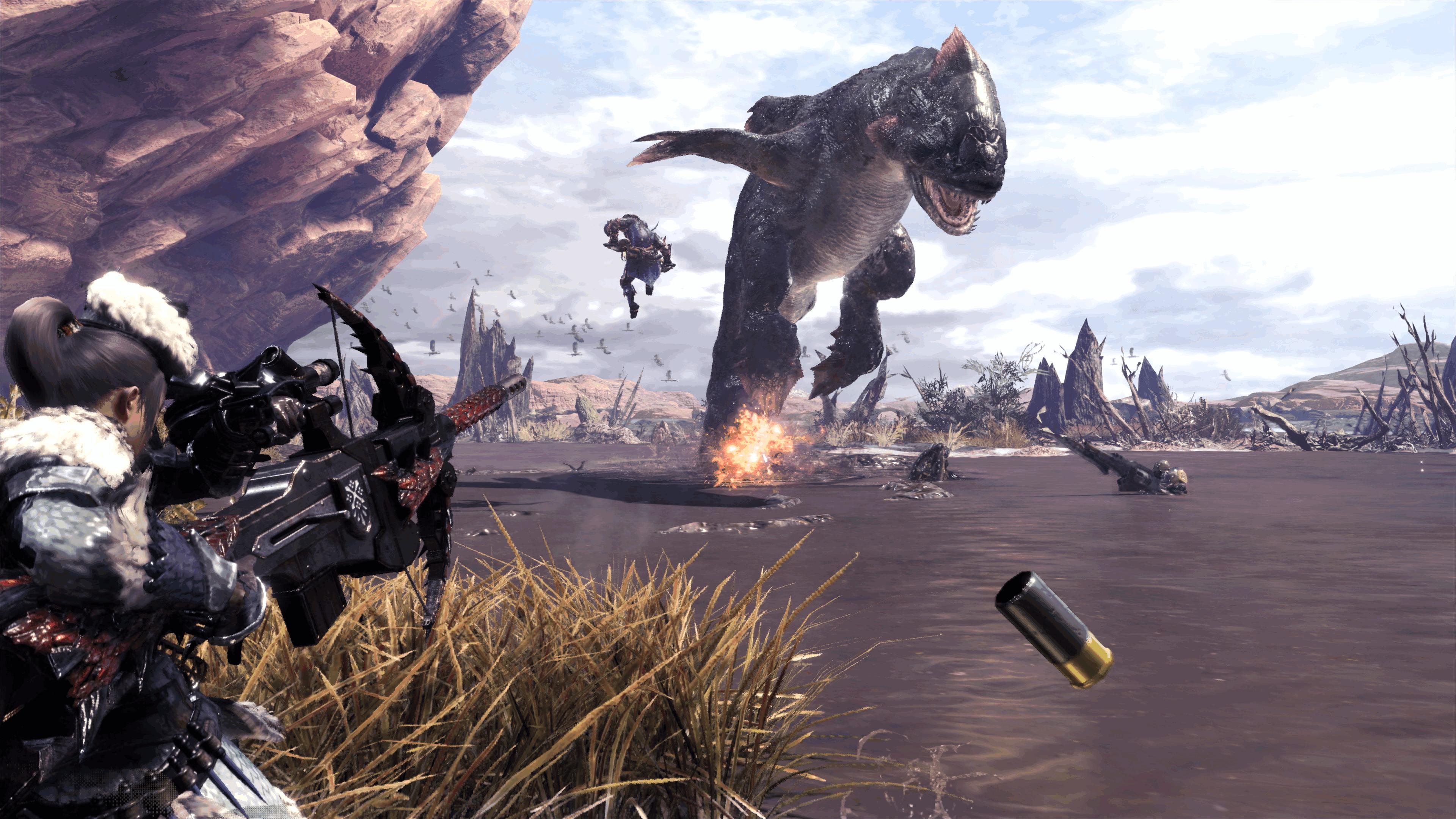 Monster Hunter World third beta: start time, content