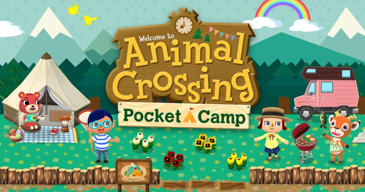 Christmas is coming to Animal Crossing: Pocket Camp