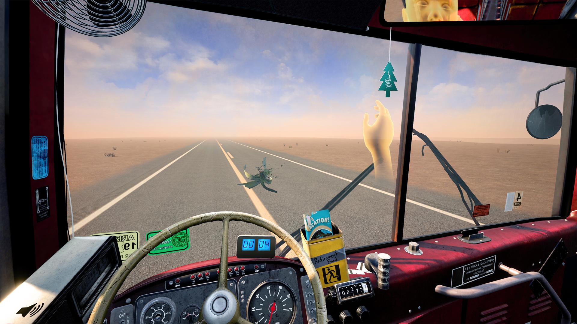desert bus vr 4