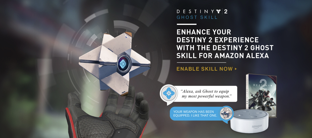 destiny 2 amazon alexa