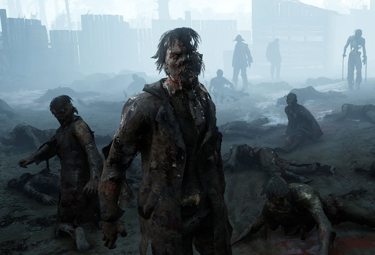 Hunt: Showdown is one of 2018's best concepts buried in the