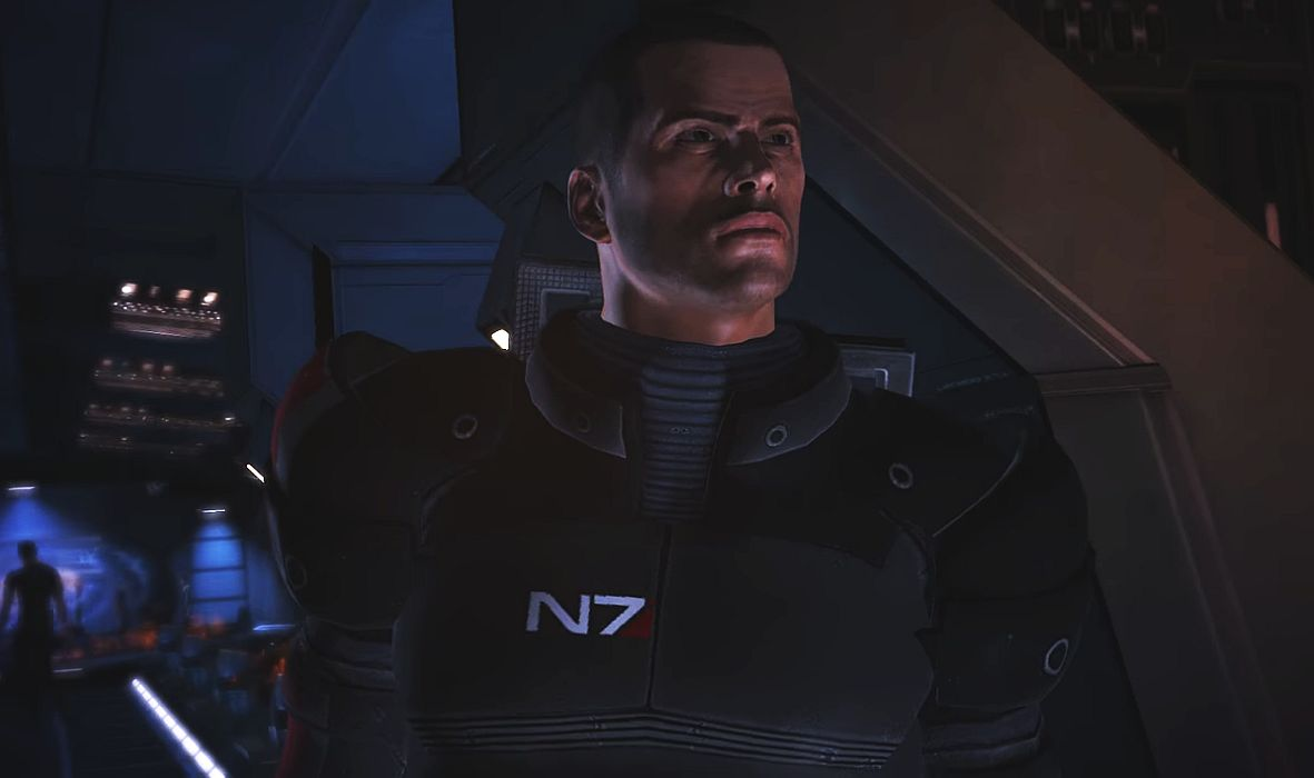 Mass Effect dev reveals just how rarely people played Shepard as a bad guy - VG247