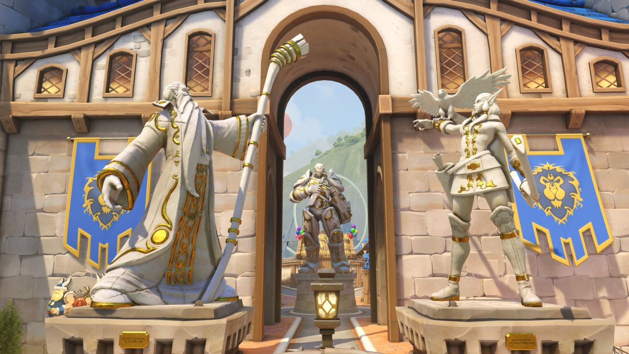 Overwatch Blizzard World map is coming next week - VG247 on world culture, world military, world atlas, world flag, world projection, world globe, world shipping lanes, world of warships, world glode, world wallpaper, world earth, world statistics, world wide web, world border, world travel, world hunger, world history, world records, world most beautiful nature, world war,