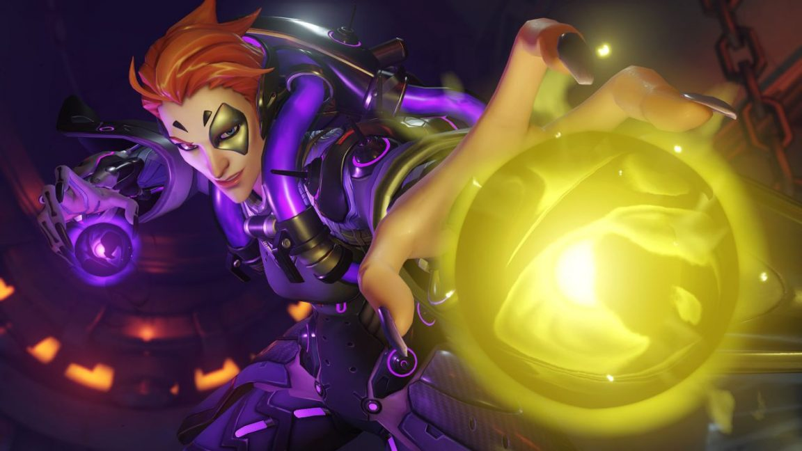 Overwatch is getting a new currency exclusively for esports skins