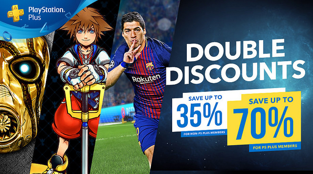 playstation double discounts