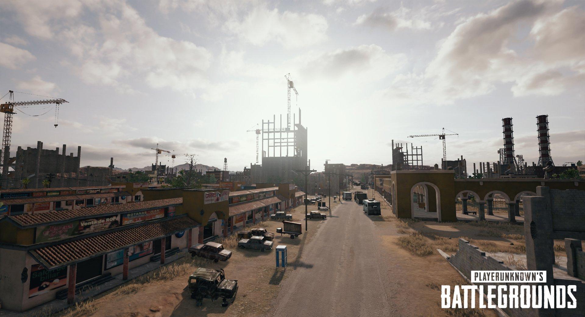 PlayerUnknown's Battlegrounds: see new screenshots of the upcoming desert map
