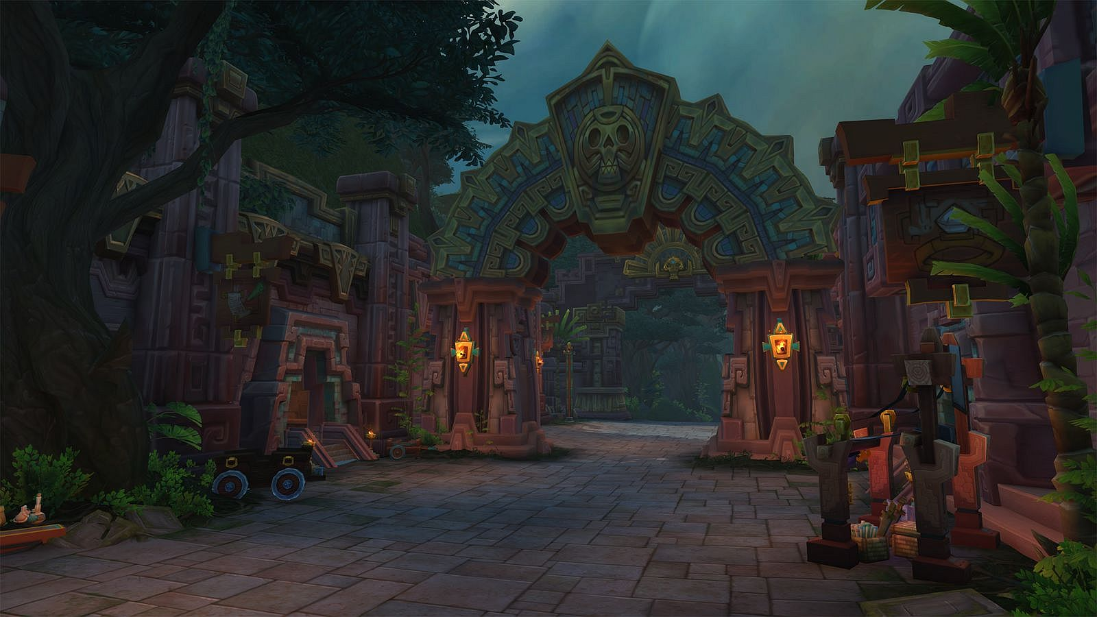World Of Warcraft Battle For Azeroth Tensions Between The