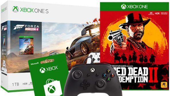 Xbox One Black Friday offers 2018 – Xbox One bundles, Xbox One X