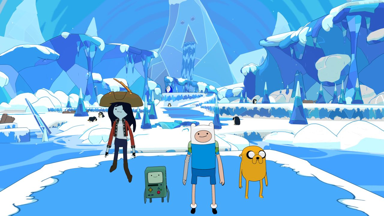 Adventure Time: Pirates of the Enchiridion is coming in 2018