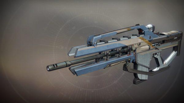 Destiny 2: los mejores rifles automáticos que puedes ganar ahora 9