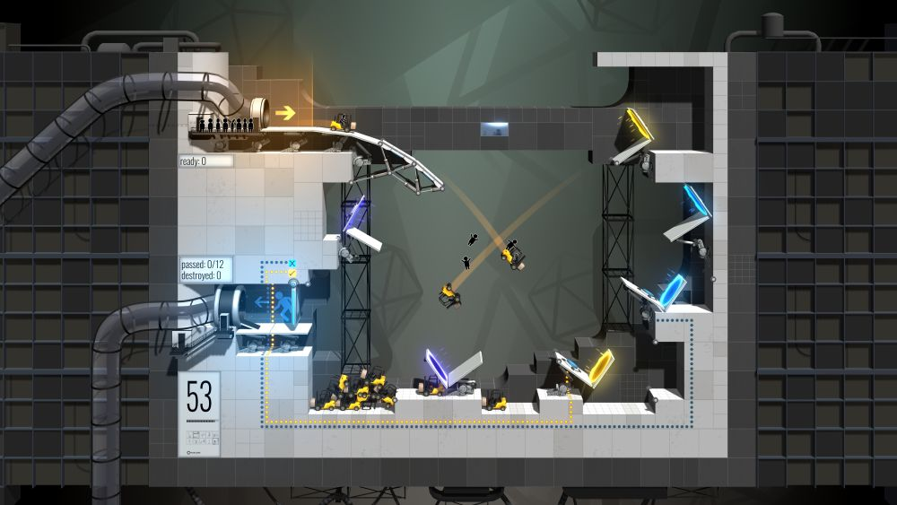 Bridge Constructor Portal Studio Worked With Original Portal Team To Ensure Game Stayed True To Lore