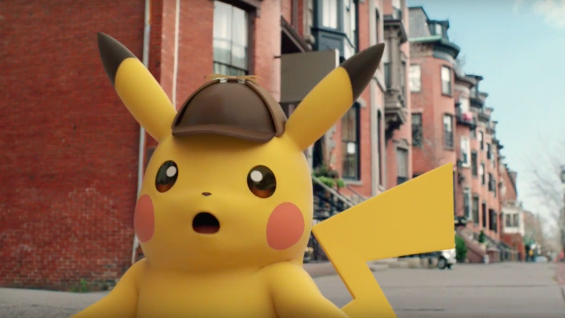 Detective Pikachu movie gets official release date