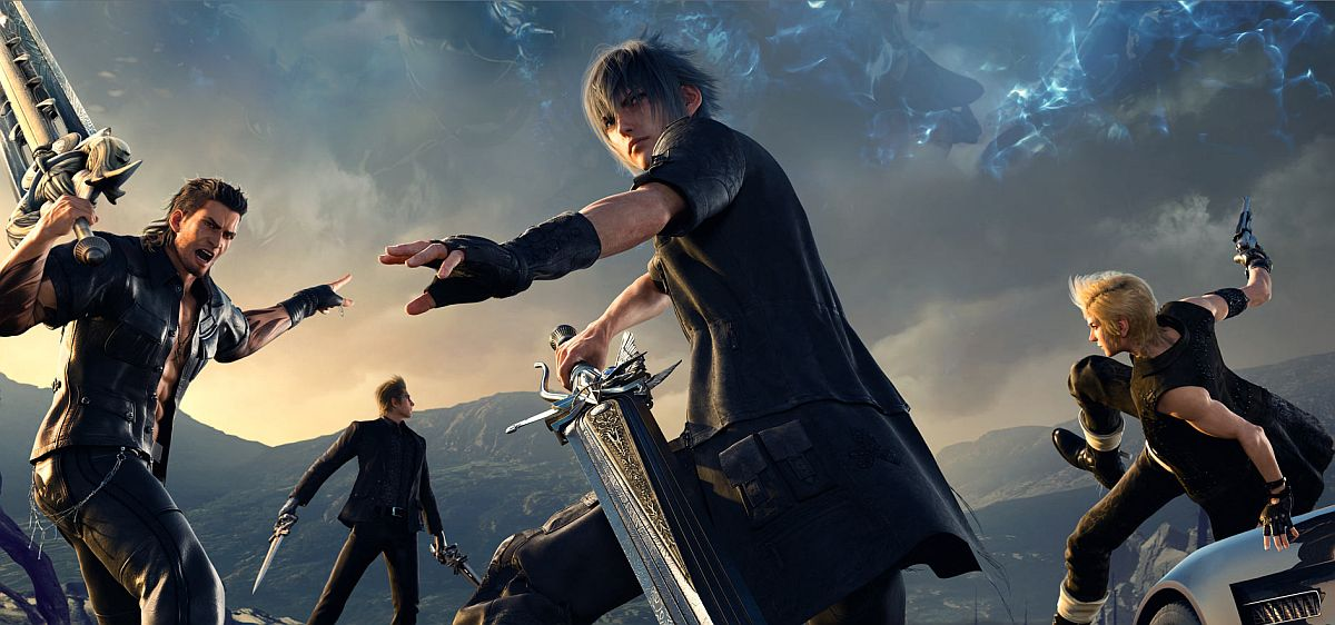 Final Fantasy 15 and Wolfenstein: Youngblood coming to Xbox Game Pass