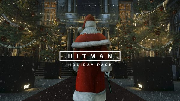 Hitman's Paris Mission, Holiday Pack Free For A Limited Time
