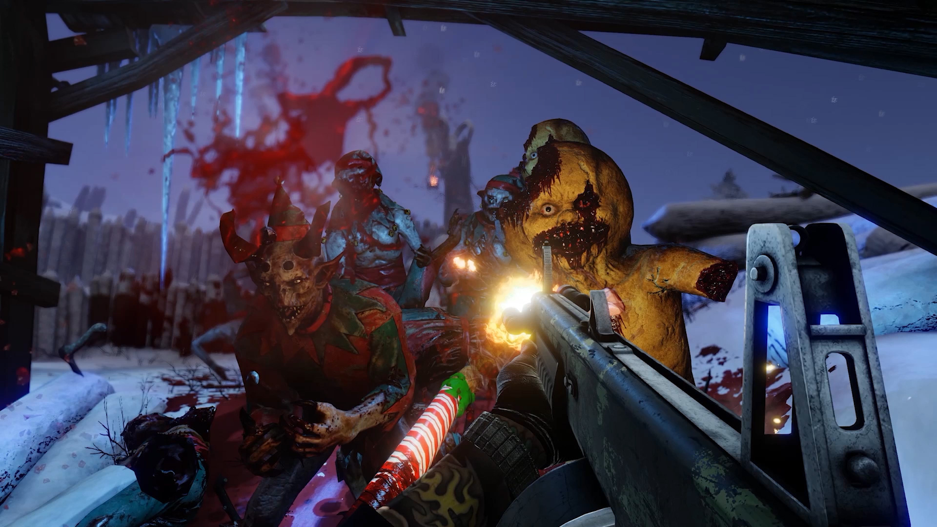 Killing Floor 2 Gets Big Krampus Christmas Update Free Weekend